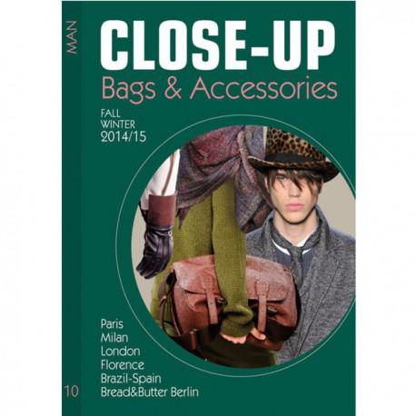 CLOSE UP MEN - BAGS & ACCESSORIES N.10 - A/W 2014.15