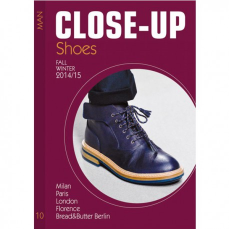 CLOSE UP MEN SHOES N.10 - A/W 2014.15