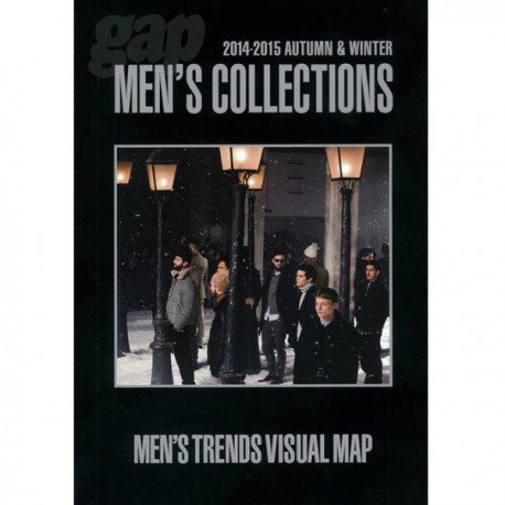 COLLECTIONS MEN TREND VISUAL MAP A-W 2014-2015