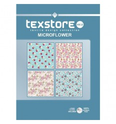 Texstore MICROFLOWER vol. 8 Shop Online