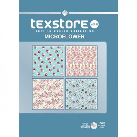 Texstore MICROFLOWER vol. 8