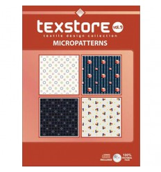 Texstore MICROPATTERNS vol. 9 Shop Online