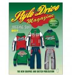STYLE DRIVE MAGAZINE JOGGING SUIT 1 - BOY