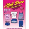 STYLE DRIVE MAGAZINE JERSEY SET 1 -GIRL Shop Online
