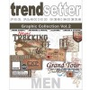 TRENDSETTER MEN GRAPHIC COLLECTION VOL.2 INCL. DVD Miglior