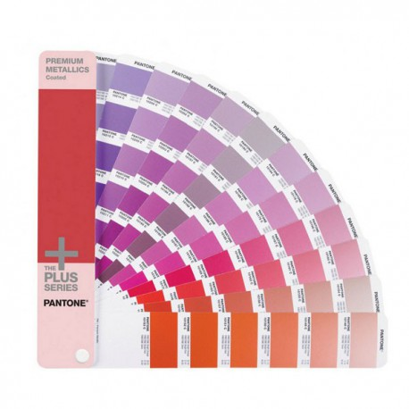 PANTONE PREMIUM METALLICS GUIDE Coated
