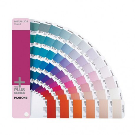 PANTONE GUIDA METALLICS COATED