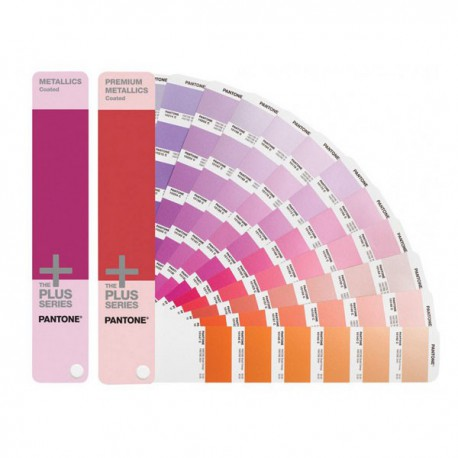 PANTONE SET GUIDA METALLIC