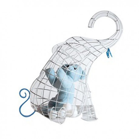 SELETTI - ELEPHANT BASKETS HEN FANTASTIC HOME Shop Online