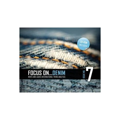 FOCUS ON DENIM VOL .7 INCL CD ROM