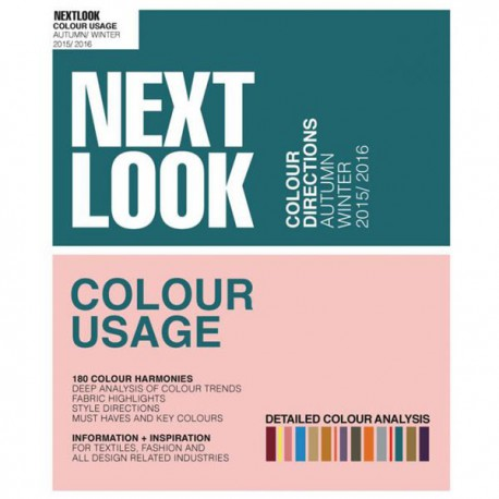 NEXT LOOK COLOUR USAGE A-W 2015-16