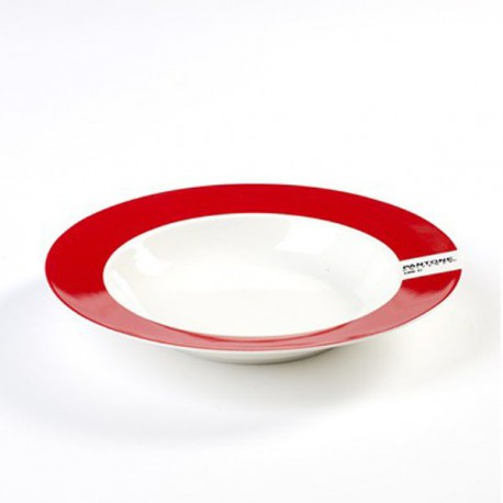 SOUP PLATE PANTONE - BY LUCA TRAZZI