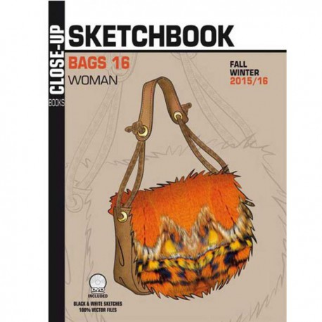 CLOSE-UP SKETCHBOOK VOL. 16 BAGS WOMEN A-W 2015-16 Shop Online