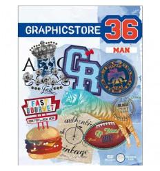 Graphicstore - Man Vol. 36 incl. DVD Miglior Prezzo