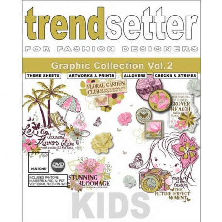 Trendsetter - Kids Graphic Collection Vol. 2 incl. DVD Miglior