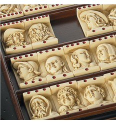 AUTHENTIC MODELS - DUTCH RENAISSANCE DOMINO GAME Shop Online