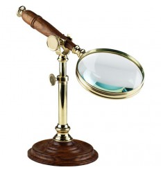 AUTHENTIC MODELS - MAGNIFYING GLASS WITH STAND
