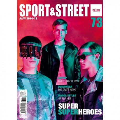 COLLEZIONI SPORT & STREET n. 73 a/w 14/15 Miglior Prezzo