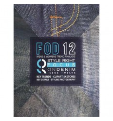 FOCUS ON DENIM 12 INCL. CD-ROM Miglior Prezzo