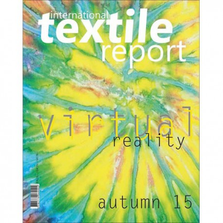 INTERNATIONAL TEXTILE REPORT 3-2014 AUTUMN 2015 Miglior Prezzo