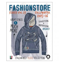 FASHIONSTORE - FLEECE BOY VOL. 23 A-W 15-16 INCL. DVD Miglior
