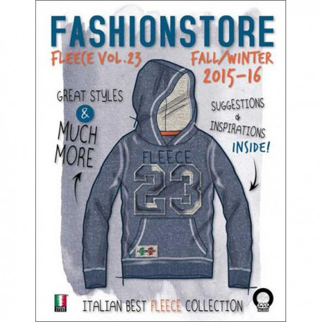 FASHIONSTORE - FLEECE BOY VOL. 23 A-W 15-16 INCL. DVD