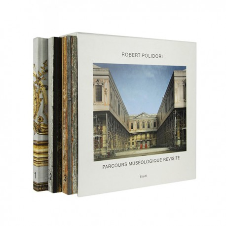 ROBERT POLIDORI - PARCOURSE MUSEOLOGIQUE REVISITE - STEIDL Shop