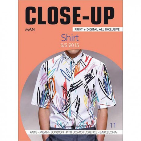 CLOSE-UP SHIRT N.11 Spring / Summer 2015