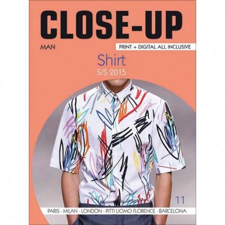 CLOSE-UP SHIRT N.11 Spring / Summer 2015 Miglior Prezzo
