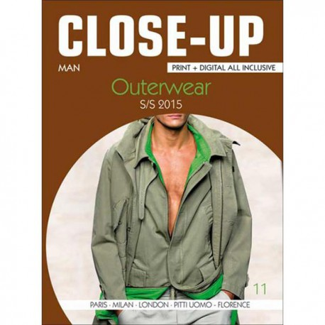 Close-Up Men Outerwear no. 11 S/S 2015