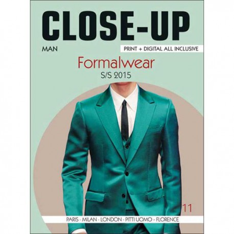 Close-Up Men Formal Wear no. 11 S/S 2015 Miglior Prezzo