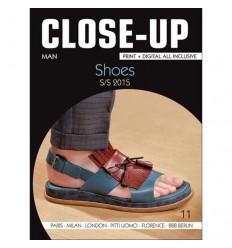 Close-Up Men Shoes no. 11 S/S 2015