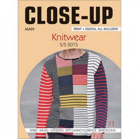Close-Up Men Knitwear no. 11 S/S 2015 Shop Online