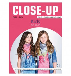 Close-Up Kids no. 21 S/S 2015 Miglior Prezzo