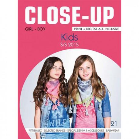 Close-Up Kids no. 21 S/S 2015