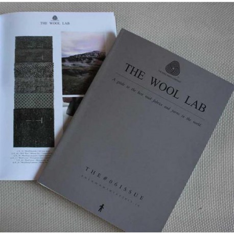 The Wool Lab Magazine A/W 2015/2016 Nr.6 Shop Online