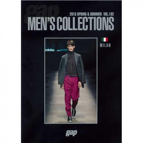 COLLECTIONS MEN MILAN S-S 2015