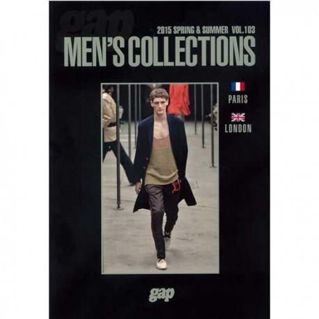COLLECTIONS MEN PARIS-LONDON S-S 2015 Shop Online