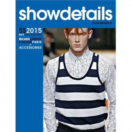 SHOW DETAILS MAN 16 S-S 2015