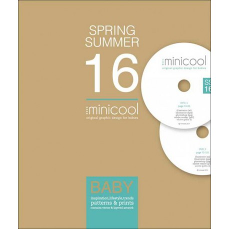 MINICOOL S-S 2016 ORIGINAL GRAPHIC DESIGN FOR BABIES Miglior