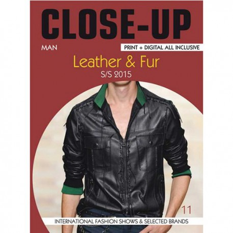 CLOSE-UP MAN LEATHER & FUR 11 S-S 2015
