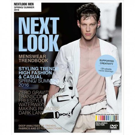 NEXT LOOK MENSWEAR S-S 2016 FASHION TRENDS STYLING INCL. DVD