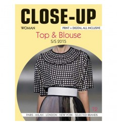 CLOSE-UP TOP & BLOUSE 12 S-S 2015 Miglior Prezzo