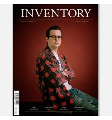 INVENTORY VOLUME 05 NUMBER 10 DEAN EDMONDS COVER