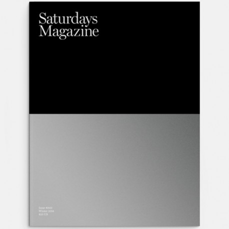 SATURDAYS MAGAZINE ISSUE 3