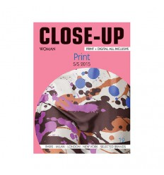 CLOSE-UP PRINT 12 S/S 2015 Miglior Prezzo