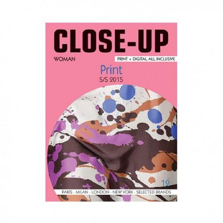 CLOSE-UP PRINT 12 S/S 2015 Shop Online