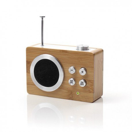 LEXON RADIO DOLMEN BAMBOO Shop Online