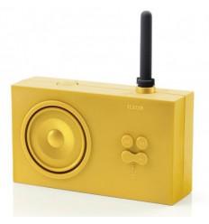 TYKHO RADIO GOLDEN LIMITED EDITION - Design by Marc Berthier