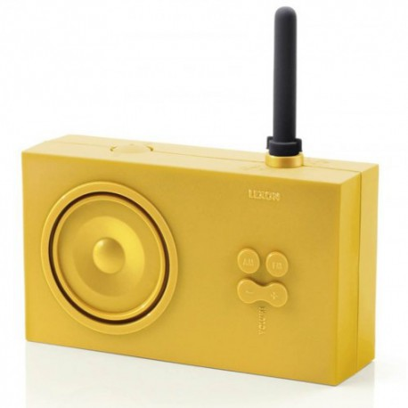 TYKHO RADIO GOLDEN LIMITED EDITION - Design by Marc Berthier
